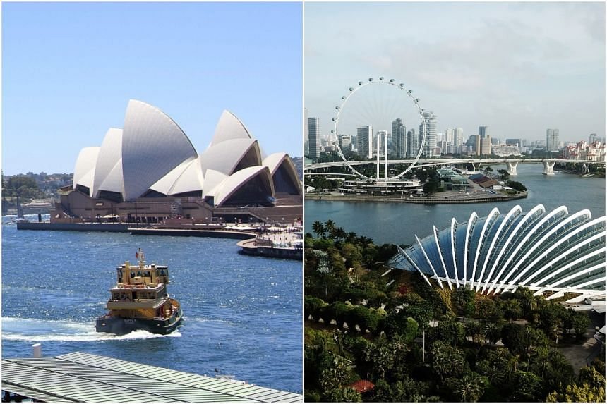 Singapore has already opened its border to a handful of countries that have controlled the virus, including Australia.