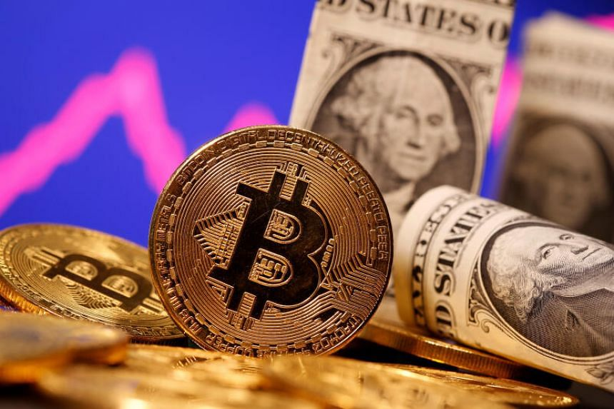 Bitcoin topped US$60,000 for the first time.