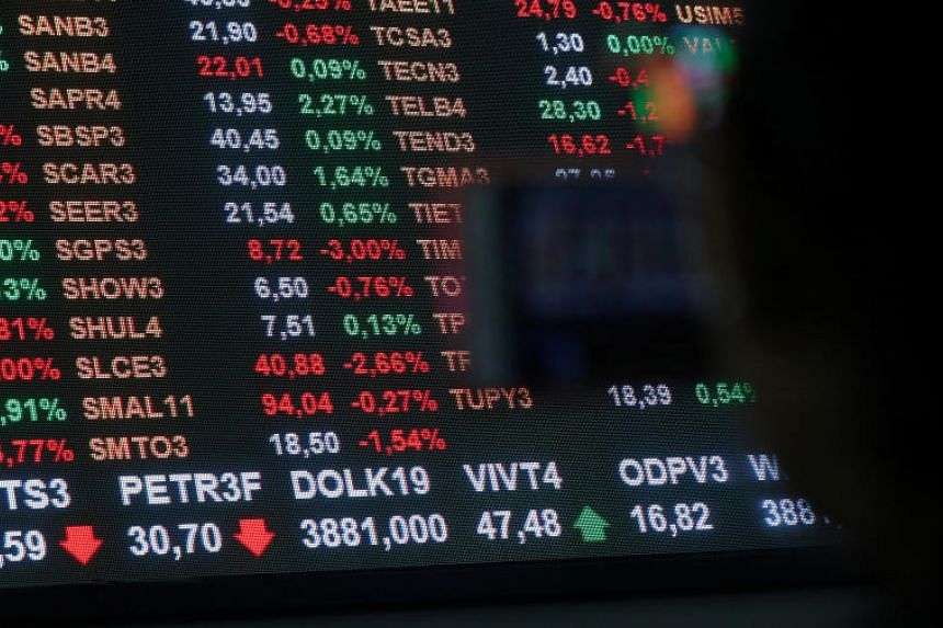 Markets are see-sawing as investors fret about rising bond yields and so-called pandemic-winner stocks lose traction.