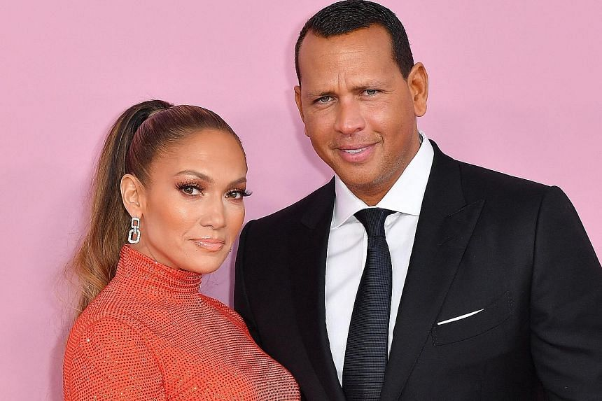 Jennifer Lopez and fiance Alex Rodriguez say they are 'working through some things'.