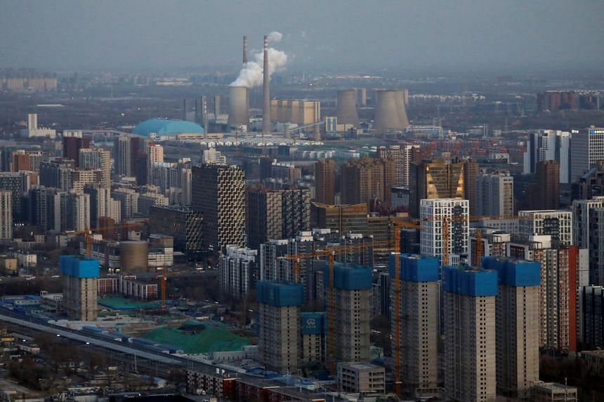 Real estate, a key pillar of China's economy, has helped underpin the country's robust revival in growth.