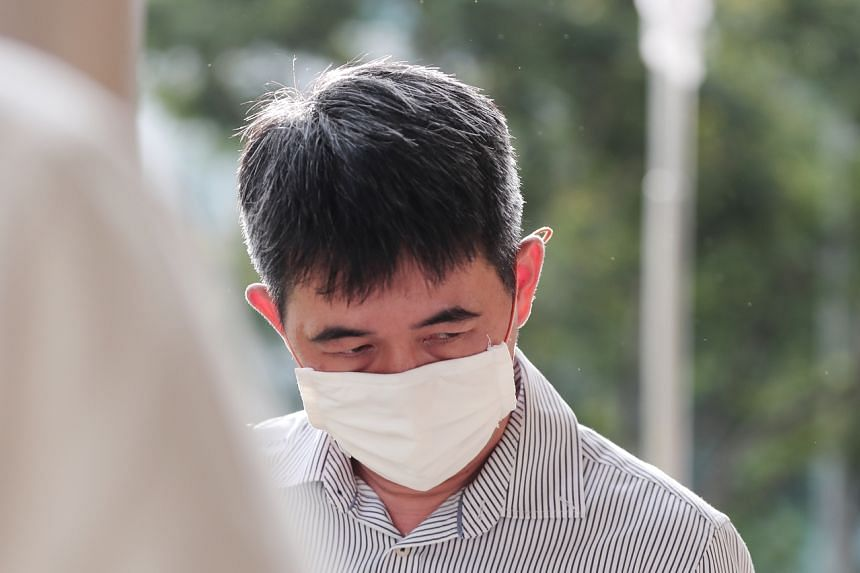 Ex-Grab driver Tan Yew Sin admitted that he had fondled the passenger, but claimed she participated in some acts.