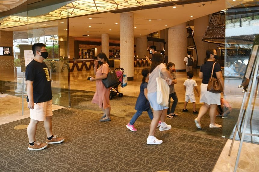 The flurry of hotel bookings come as Singaporeans have only until June 30 to redeem their SingapoRediscovers vouchers.