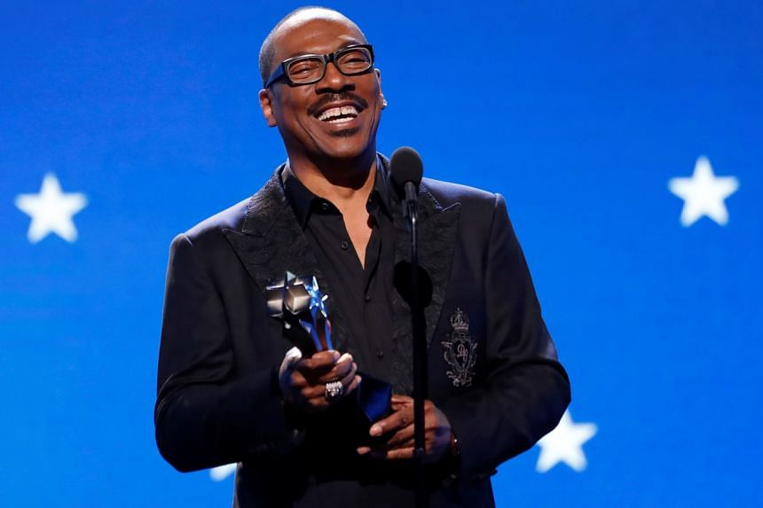 Eddie Murphy claimed to have a good relationship with every one of his five sons and five daughters.
