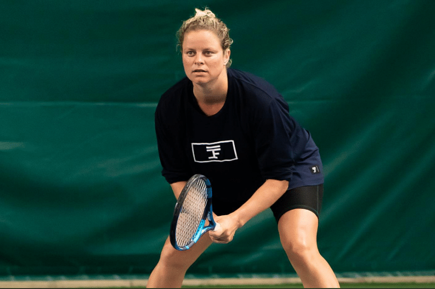 Kim Clijsters was scheduled to return at the WTA 1000 event in Miami starting this month but has been forced to pull out.