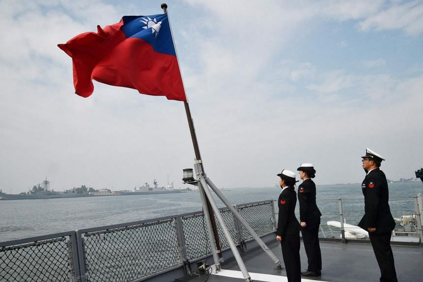 Taiwan split from China at the end of a civil war in 1949 and exists under the constant threat of invasion by the mainland.
