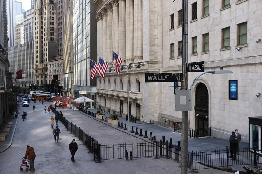 Major stock indices have hit new records two days in a row after President Joe Biden signed the stimulus measure into law last week.