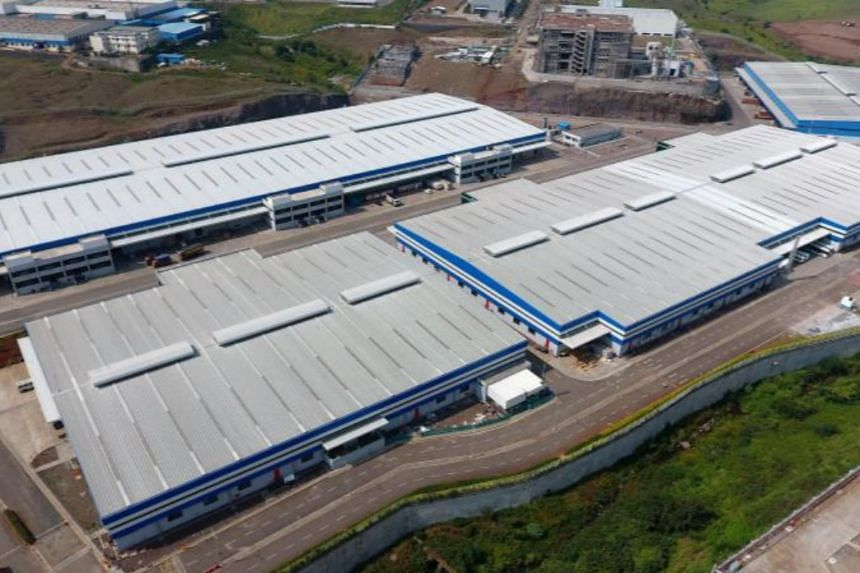 One acquisition is a four-block, single-storey ambient warehouse in Pune with remaining land tenure of 88 years.