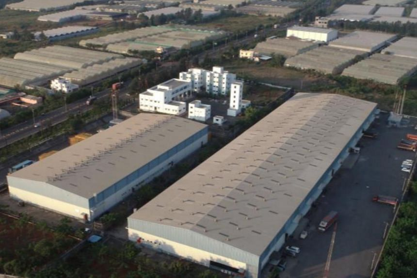The other is a two-block, single-storey ambient warehouse in Pune with remaining land tenure of 86 years.