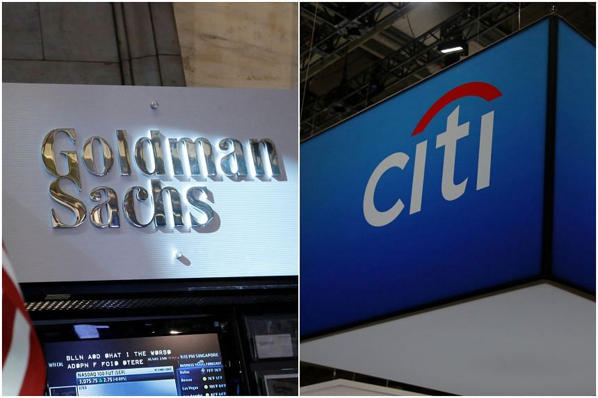 Goldman Sachs Group and Citigroup are two of the five big US banks that plowed billions of fresh cash into China in 2020.