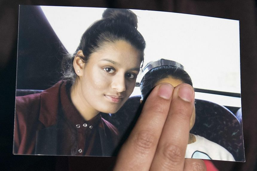 Shamima Begum left her London home aged just 15 to travel to Syria with two school friends, and married an ISIS fighter.