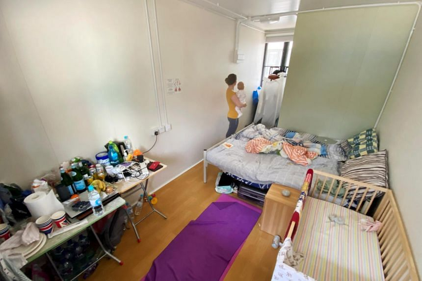 Hong Kong's treatment of mothers during the pandemic has previously come under scrutiny.