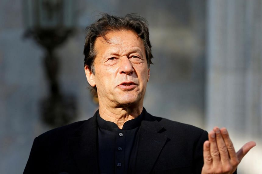 PM Imran Khan appeared to indicate that talks on Kashmir could pave the way for a discussion on trade issues.