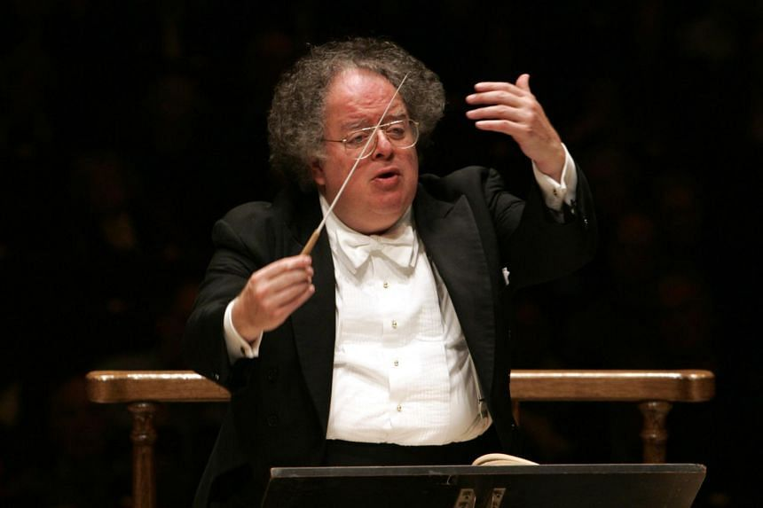 James Levine died on March 9 in Palm Springs of natural causes.