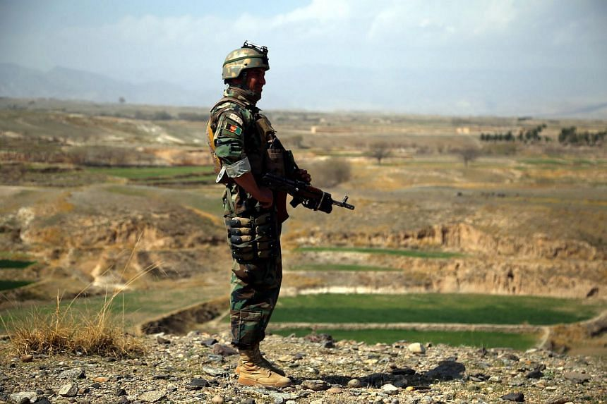 The warring Afghan sides have yet to reach a peace deal.