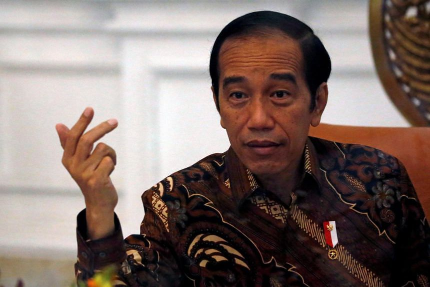 Indonesian President Joko Widodo called for democracy to be restored and violence to be halted in Myanmar.