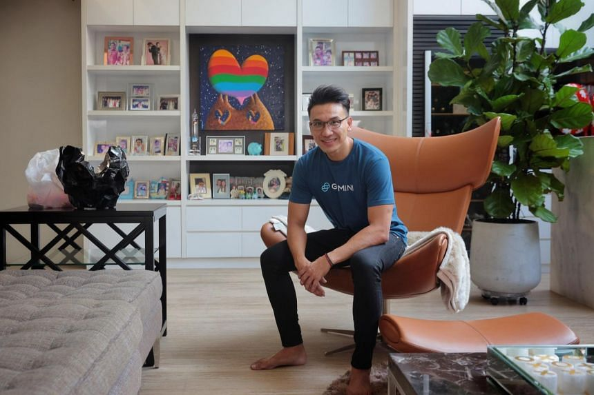 Jeremy Ng believes it is important to set your boundaries and know when to exit.