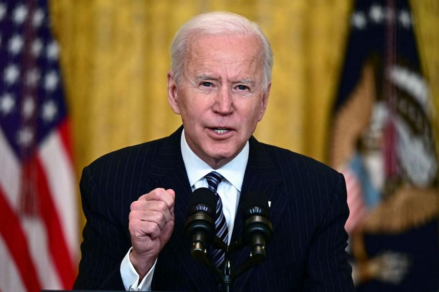 """Mr Joe Biden has expressed interest in choosing someone he views as a """"principal"""" who could be a political fighter."""