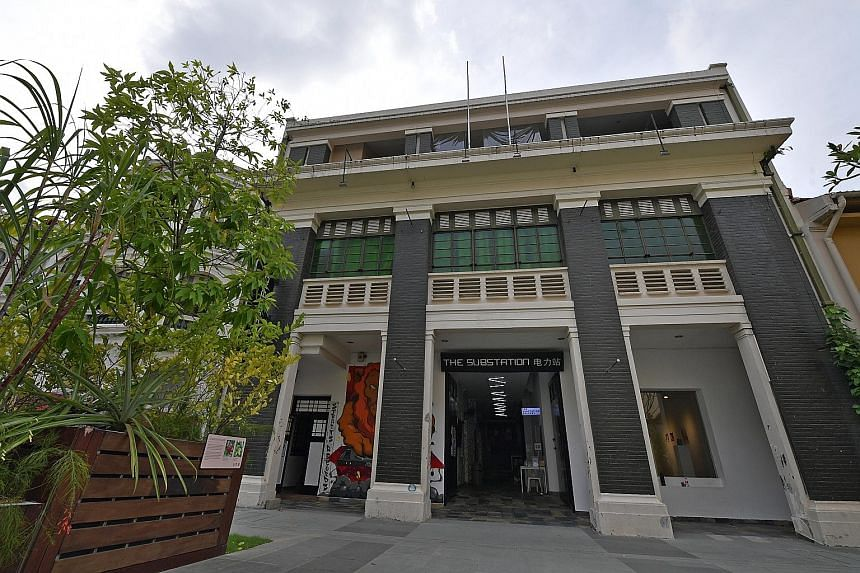 """The Substation's 45 Armenian Street premises will be returned to the National Arts Council in July for renovation works. More than 240 members of the arts community here have signed a statement saying that many of them do not have faith that the """"saf"""