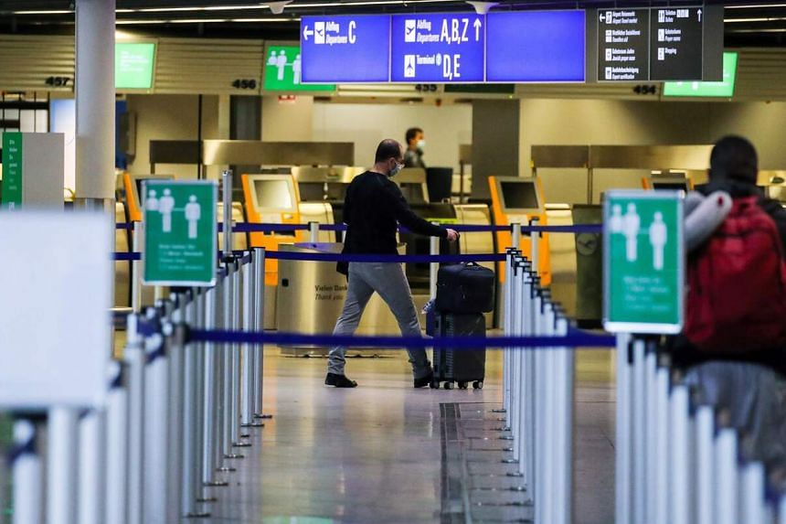 In North America, business travel declined by 79 per cent from April to December last year.