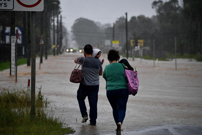 Nearly 2,000 people have already been evacuated from low lying areas, NSW emergency services said.