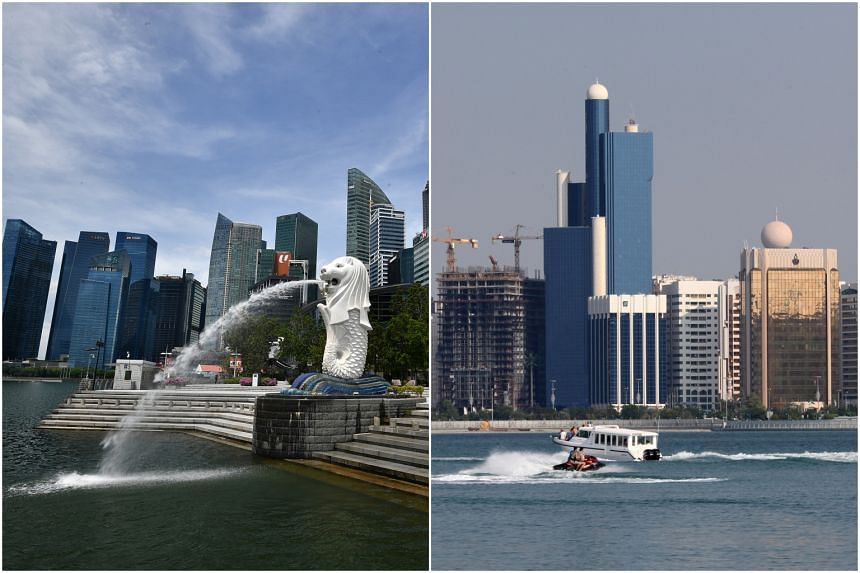 Bilateral relations between Singapore and Abu Dhabi have come a long way since the first forum in 2007.