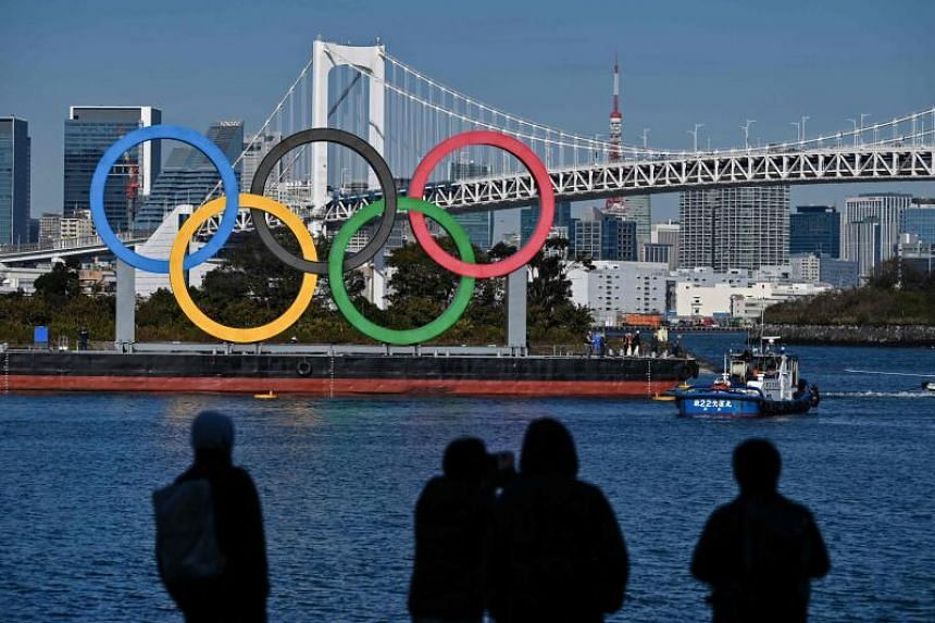 The ban will make the Tokyo Games the first ever without overseas spectators.