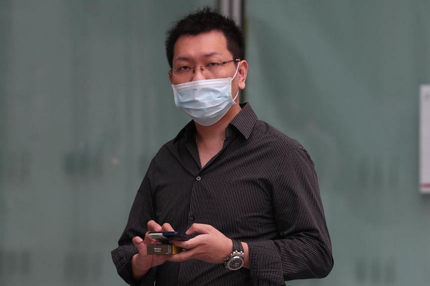 Lee Cheng Yan has 65 other pending charges for offences including harassment and more traffic-related ones.
