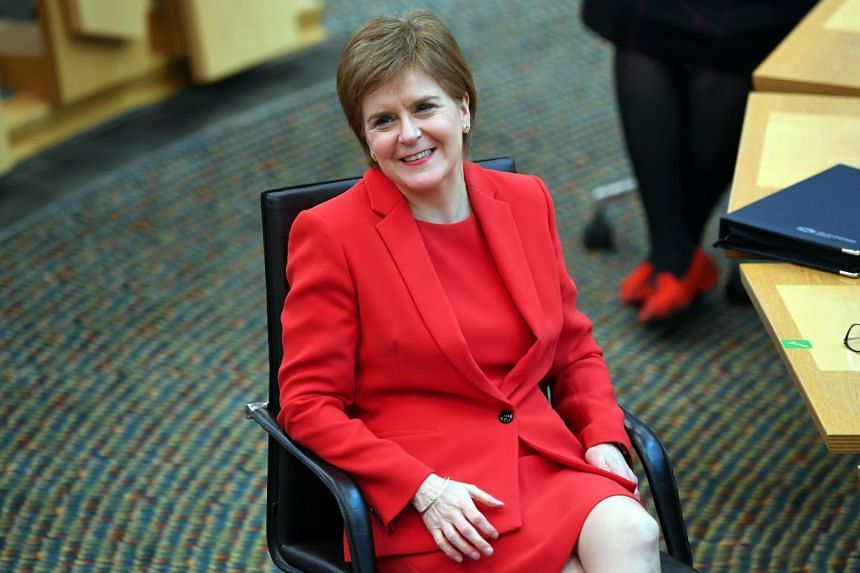 Scottish First Minister Nicola Sturgeon has been the public face of independence and opposition to Brexit.