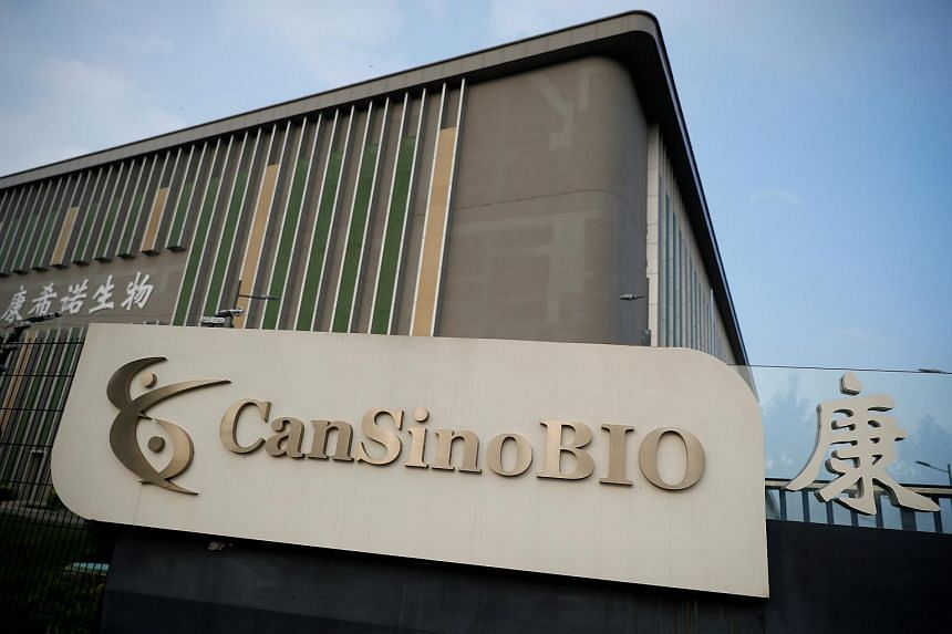 China approves inhaled CanSino vaccine for clinical trials, East Asia News  & Top Stories - The Straits Times