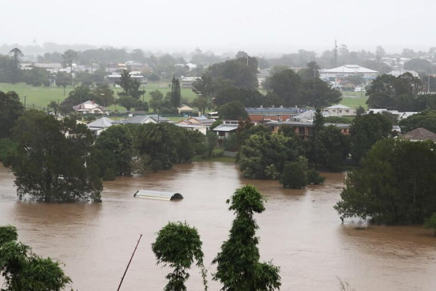 Scientists note that the flooding, together with last year's fires, represent Australia's new normal.