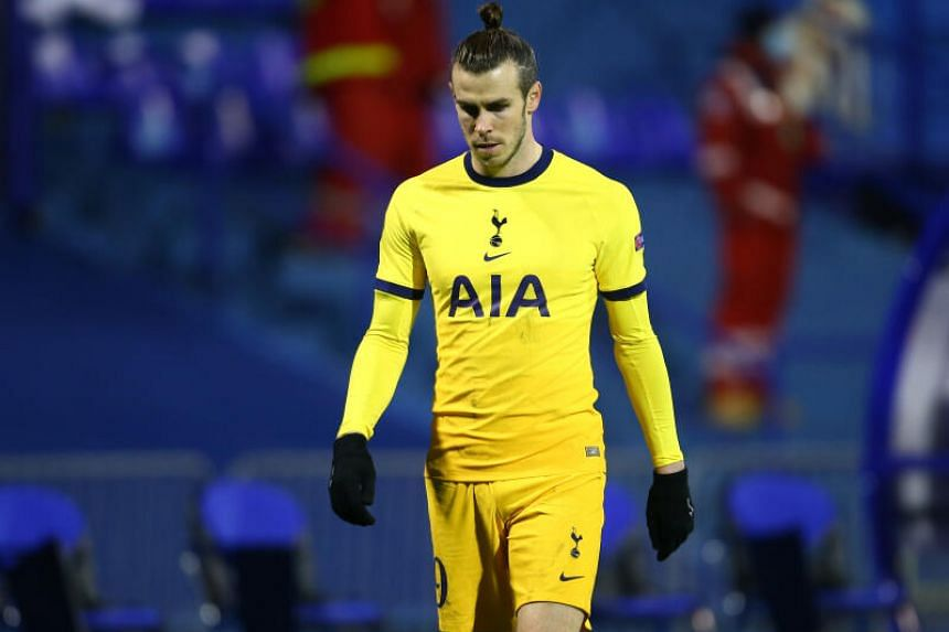 Gareth Bale has been at Tottenham Hotspur on loan this season.