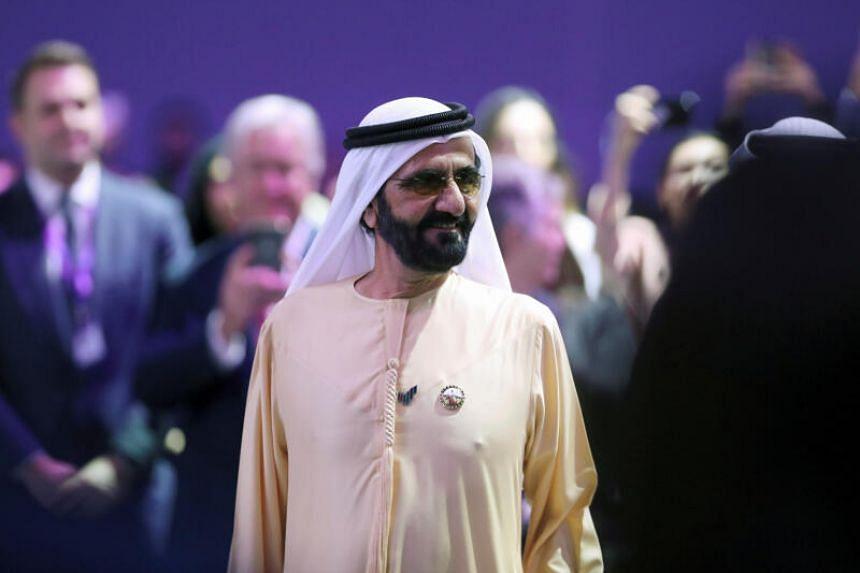 Dubai's ruler Sheikh Mohammed bin Rashid al-Maktoum also announced a five-year plan to raise the value of foreign trade exchange.