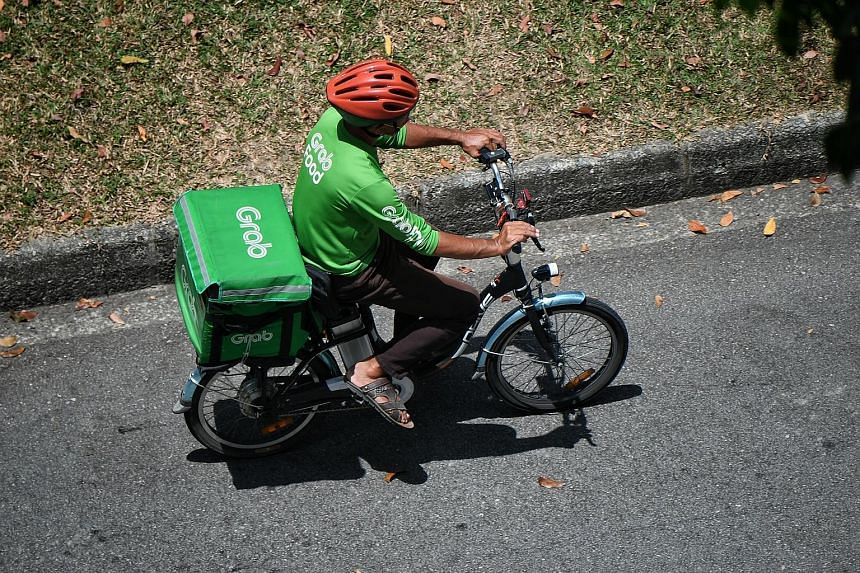 It seems that more Singaporeans in their 20s or 30s are becoming food delivery riders, the writer says. He asks if this is a trend that Singapore should be concerned about.