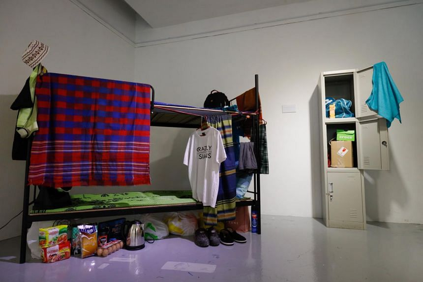 The Migrant Workers Community Museum at The Substation, part of SeptFest.