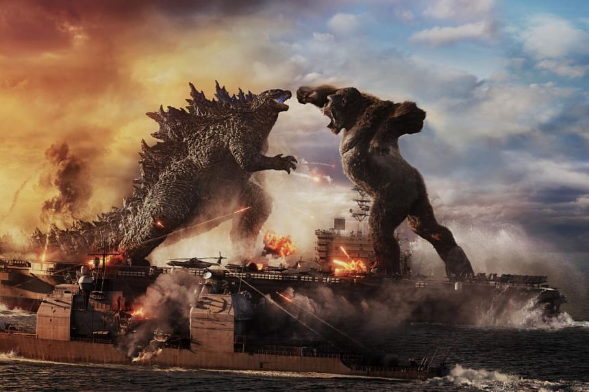 Godzilla Vs Kong is a crossover that pits the two titular creatures against each other.