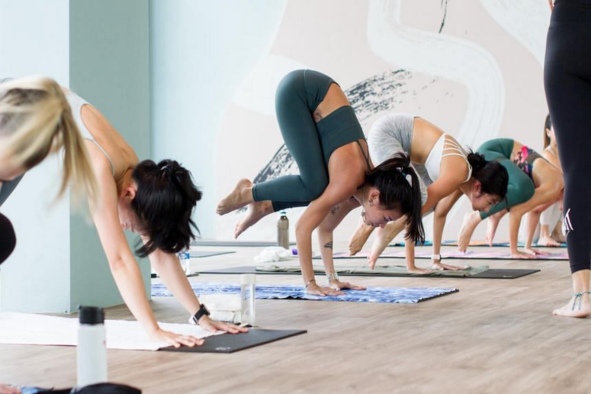 Yoga Movement, registered a record six batches of about 17 students each last year.