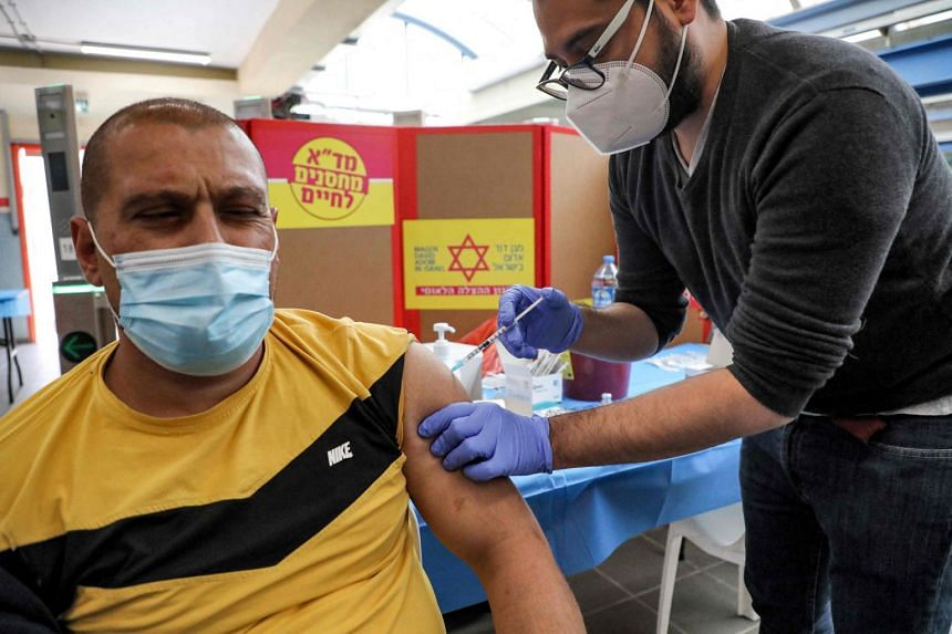 In Israel, some officials privately estimate that 10 per cent of the eligible population do not intend to get vaccinated.