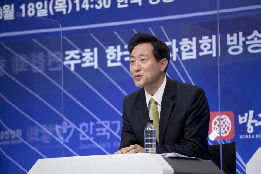 If unified opposition candidate Oh Se-hoon wins the elction, the People Power Party may have a better chance of taking back the presidency from the ruling Democratic Party of Korea.