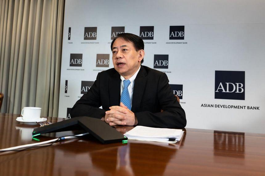 ADB President Masatsugu Asakawa said raising tax revenue is key because it would help buffer domestic capital markets and reduce reliance on borrowing.
