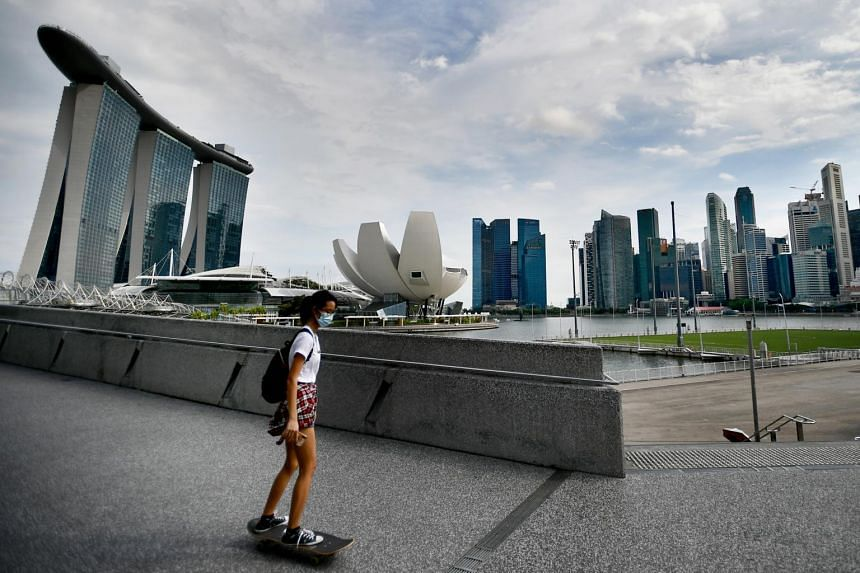The country's next steps will be to examine new opportunities that present themselves, said PSA International group chief executive Tan Chong Meng.