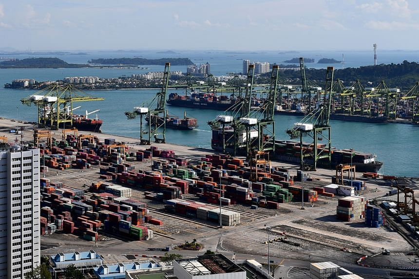 Singapore has also reported longer wait times at its port due to the surge in vessel calls and increased container volumes.