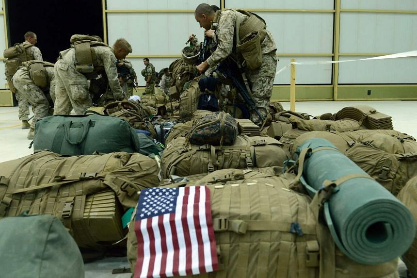 US President Joe Biden has made no decision on the deadline to withdraw the last US troops from America's longest war.