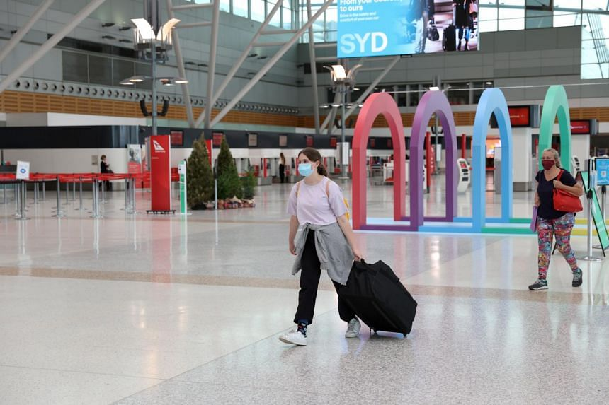 Australia is believed to be the only country that has banned its citizens from travelling overseas, and has also placed curbs on international arrivals.