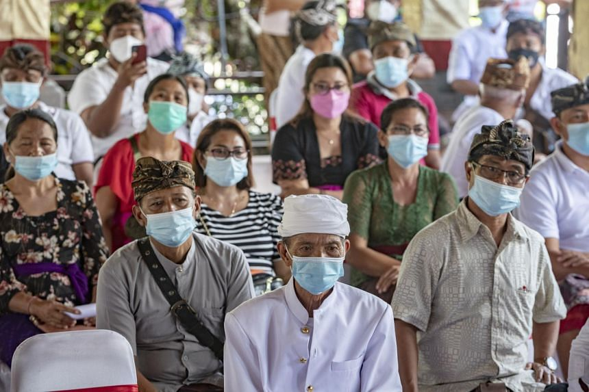 Indonesia has officially reported nearly 1.5 million Covid-19 infections and more than 40,000 deaths.