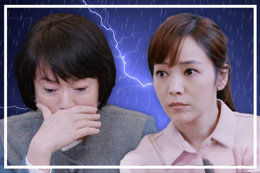 This week, the #PopVultures discuss why Taiwanese television host Patty Hou (right) and her mother, veteran actress Lin Yue Yun (left), have come under fire after crying on the reality show My Dearest Ladies.