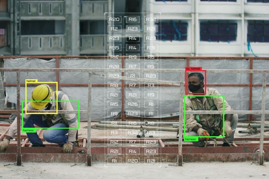 AI and machine learning technologies will be applied to video feeds to identify safety lapses in real time.