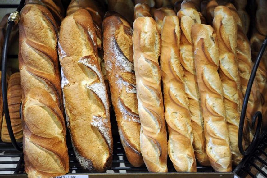 France selected the baguette from a shortlist that also included Paris' iconic rooftops.