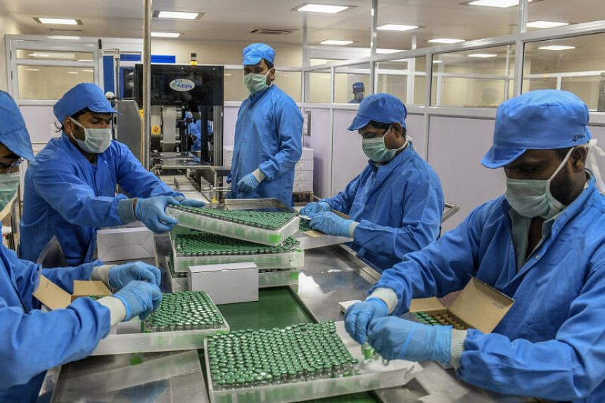 The world's biggest vaccine manufacturer, India's Serum Institute, is a key supplier to the Covax facility.