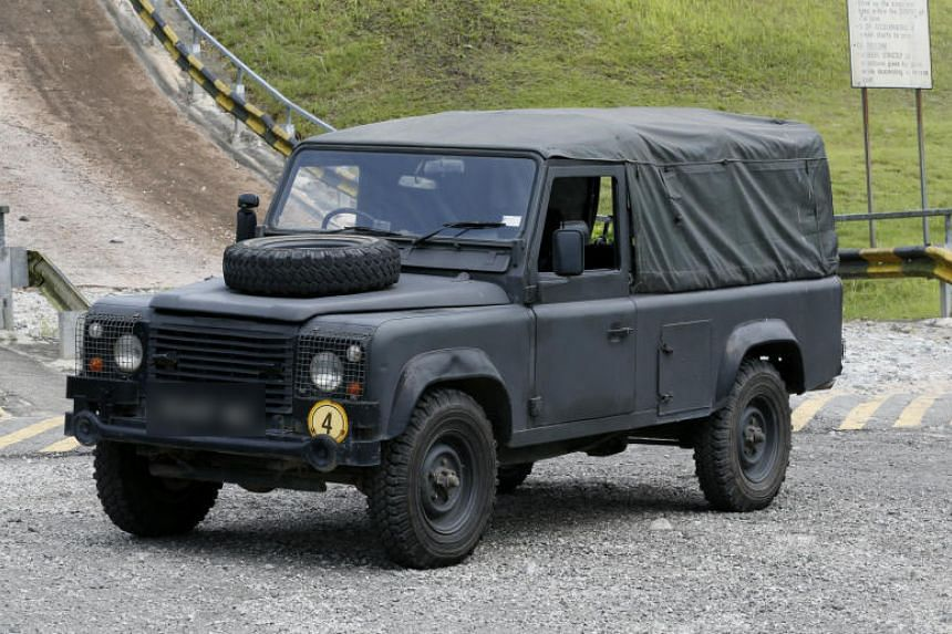 Motor industry sources said the SAF had been seeking to replace several hundred vehicles, including Land Rover Defenders.